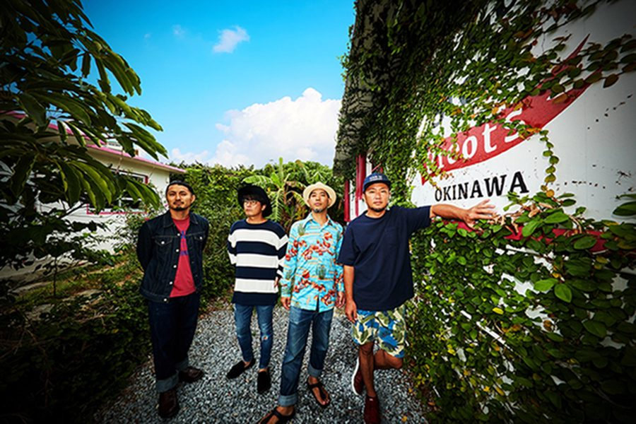 『Smile Count Down Live in OKINAWA 2020-2021』に出演するかりゆし58