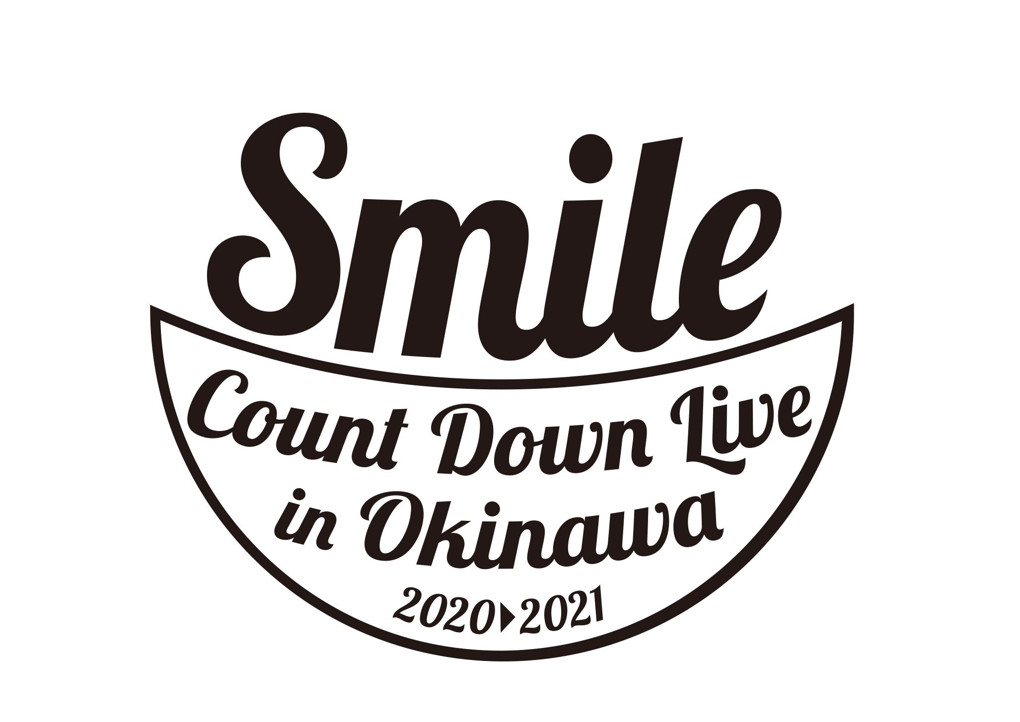 『Smile Count Down Live in OKINAWA 2020-2021』を生中継!